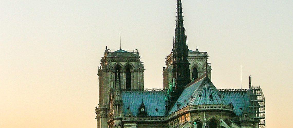 Catedral de Notre Dame, edificio cristiano más visitado en toda Europa. Photo by Me in ME on Foter.com / CC BY